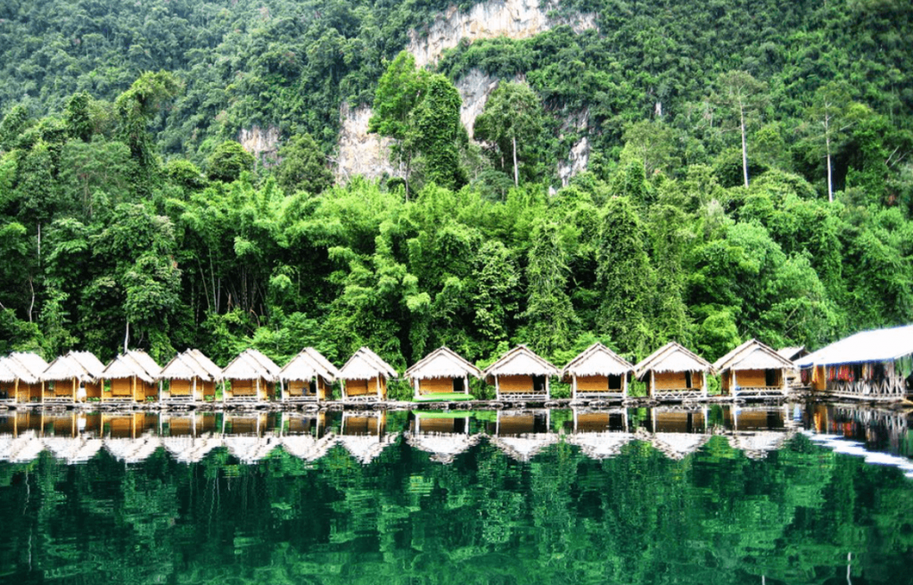 Khao Sok National Park huts
